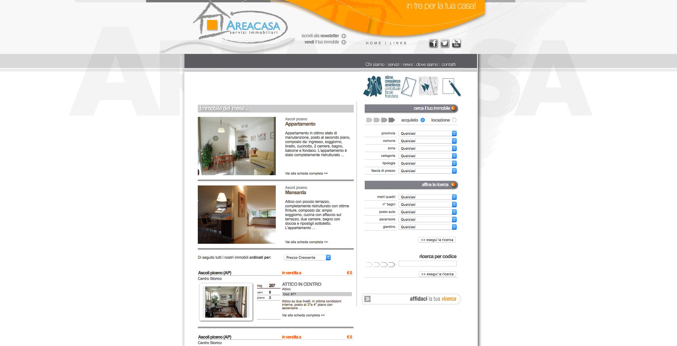 AREACASA servizi immobiliari