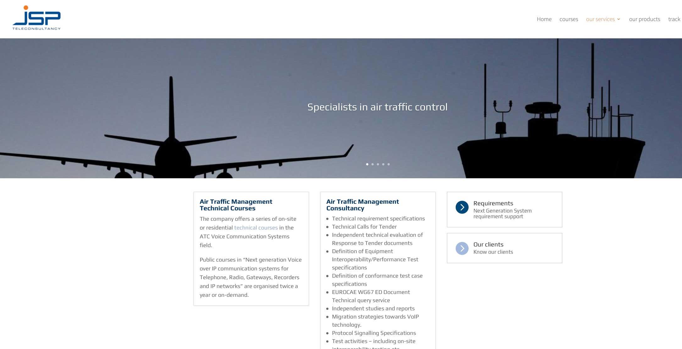 JSP Teleconsultancy