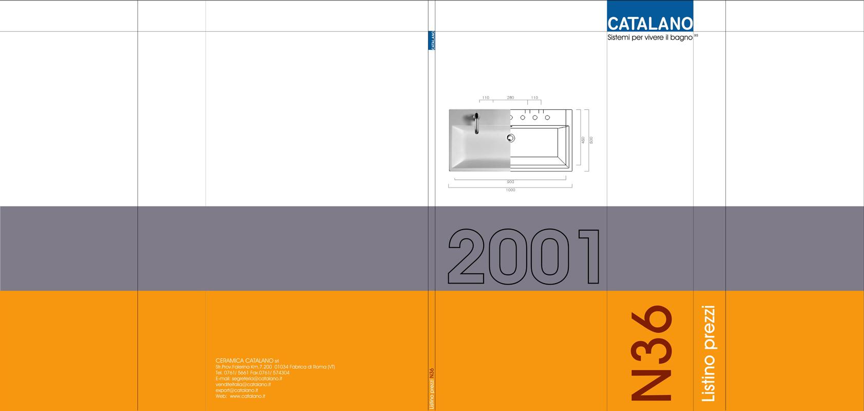 Ceramica Catalano Listino Prezzi.Ceramica Catalano Modus Web Graphic Design