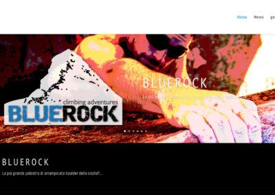 BLUE ROCK climbing adventures